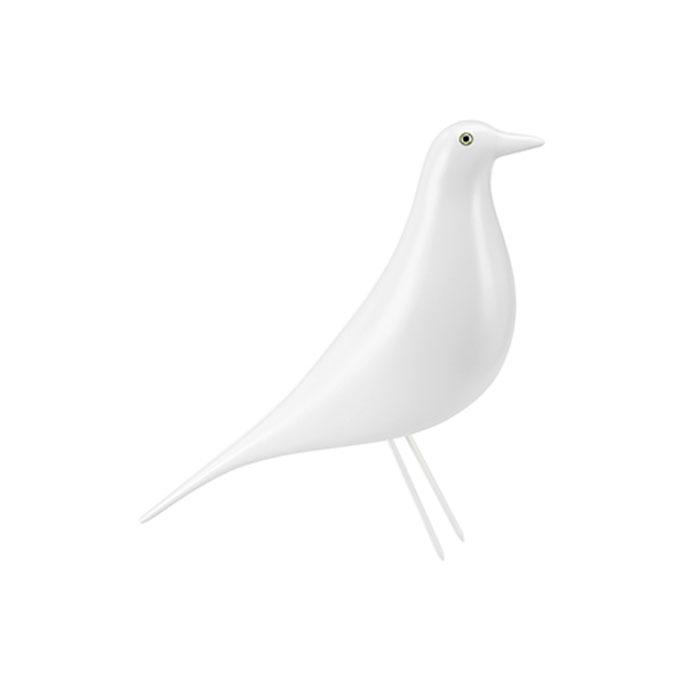 vitra eames house bird white limited edition drent van dijk shop. Black Bedroom Furniture Sets. Home Design Ideas