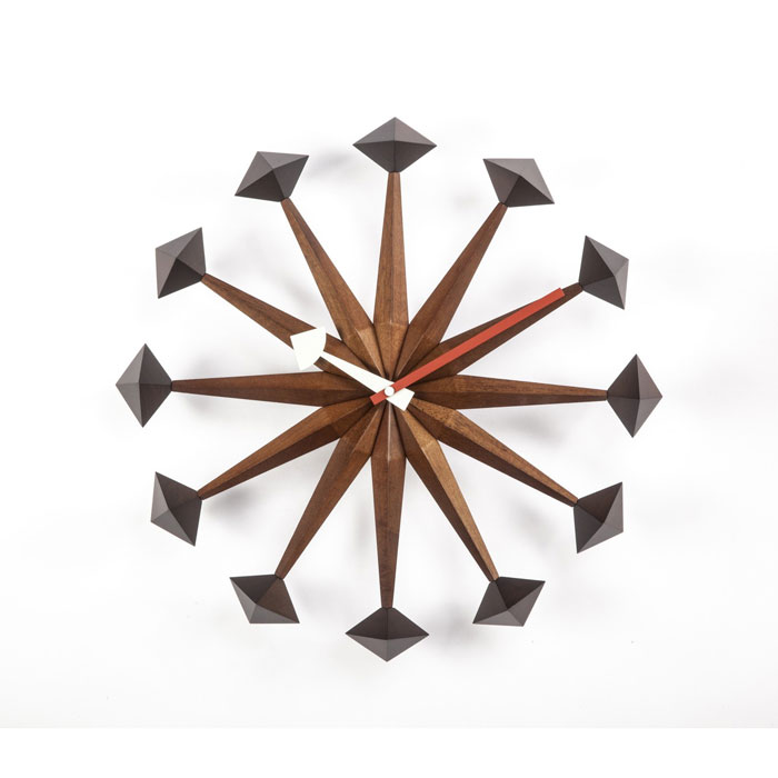 vitra Polygon Clock