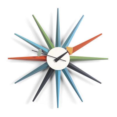 Vitra Sunburst Clock