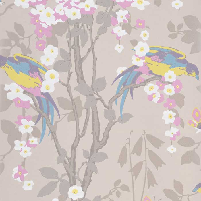 Little Greene Behang Loriine Dorian