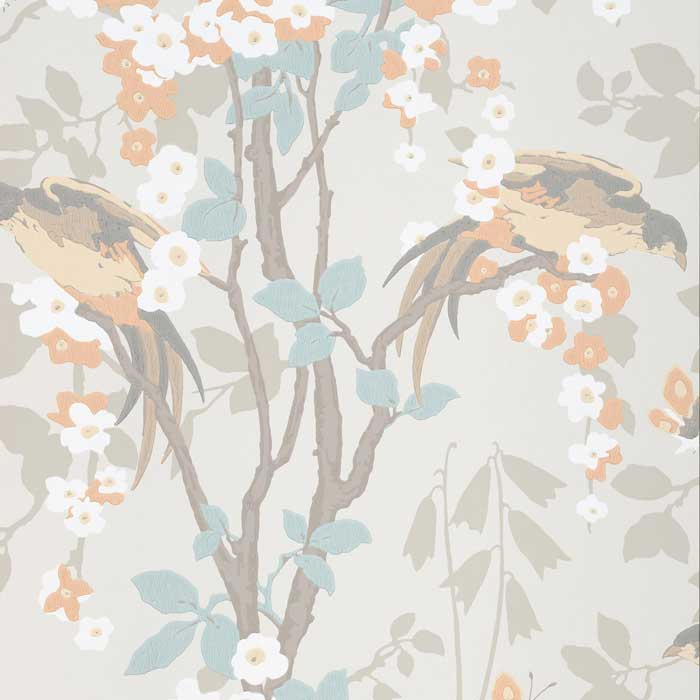 Little Greene Behang Loriine Tuscany