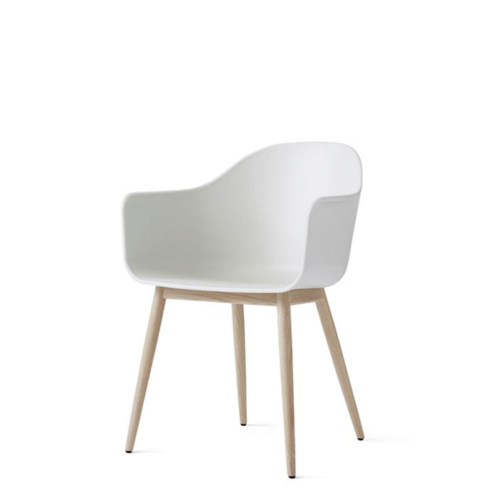 Menu Harbour Chair Wood Base
