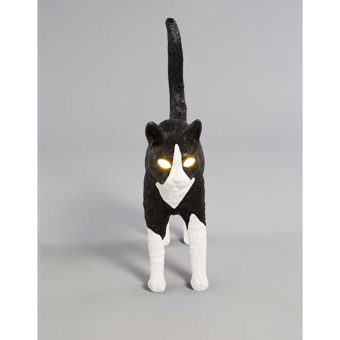 Seletti Jobby The Cat Lamp