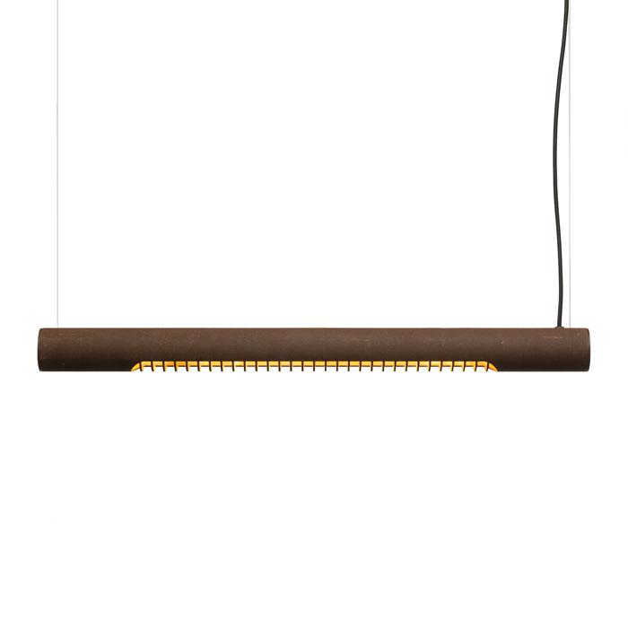 Karven Roest Horizontal 75 hanglamp LED