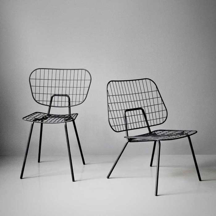 Menu WM String Dining Chair