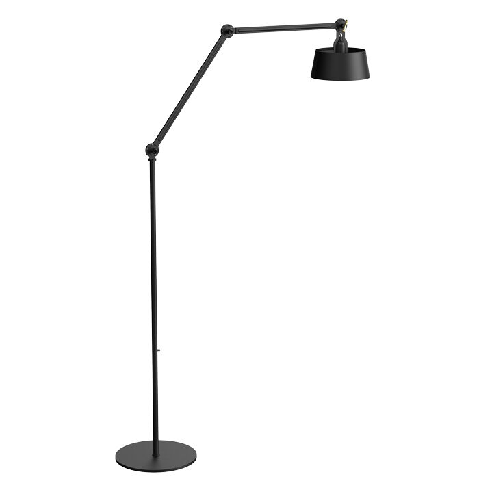 Tonone Bolt floor lamp double arm LONG