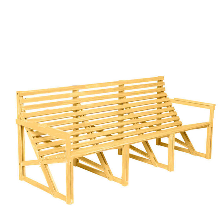 Weltevree Patiobench 4-5 seater Loungebank