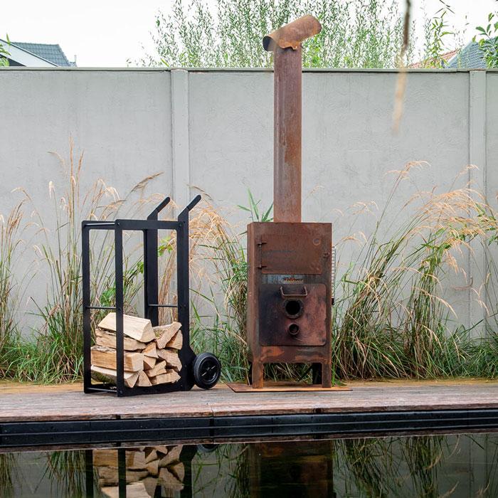 Weltevree Outdooroven Chimney Cowl