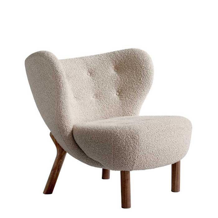 &tradition Little Petra VB1 Lounge Chair