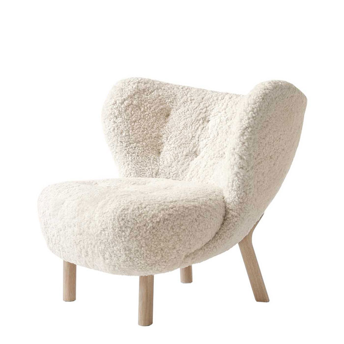 &tradition Lille Petra VB1 Lounge Chair
