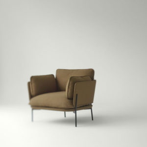 &tradition Cloud LN1 Fauteuil