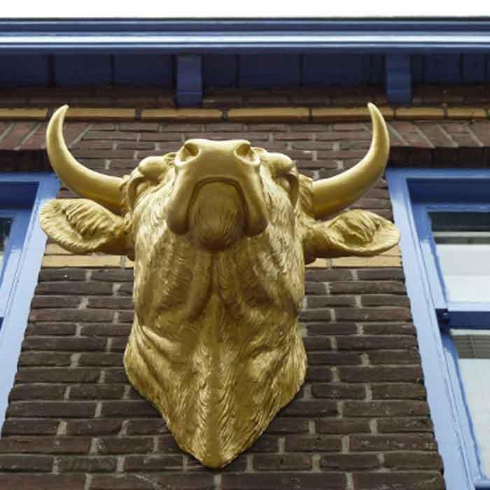 Ottmar Hörl Bullock Oss