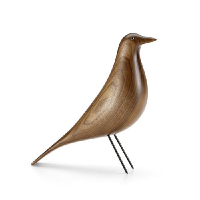 Vitra Eames House Bird Walnoot