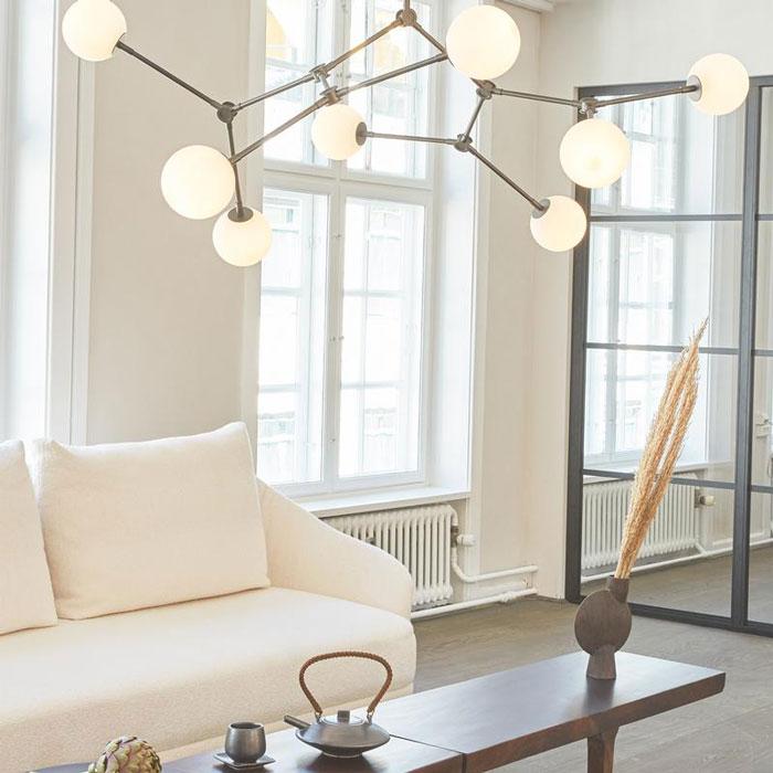 101 Copenhagen Drop Chandelier Bulb