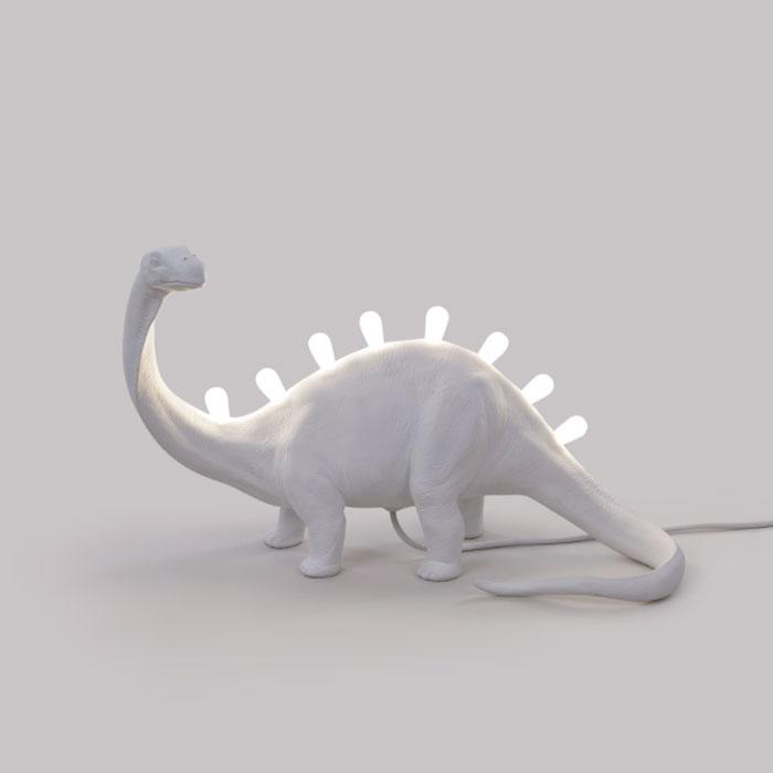 Seletti Jurassic Bronto Lamp