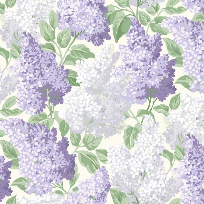 Cole and Son Lilac Behang 115/1004