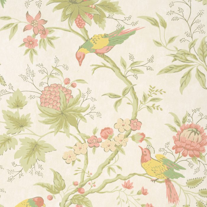 Little Greene Behang Brooke House Cloth