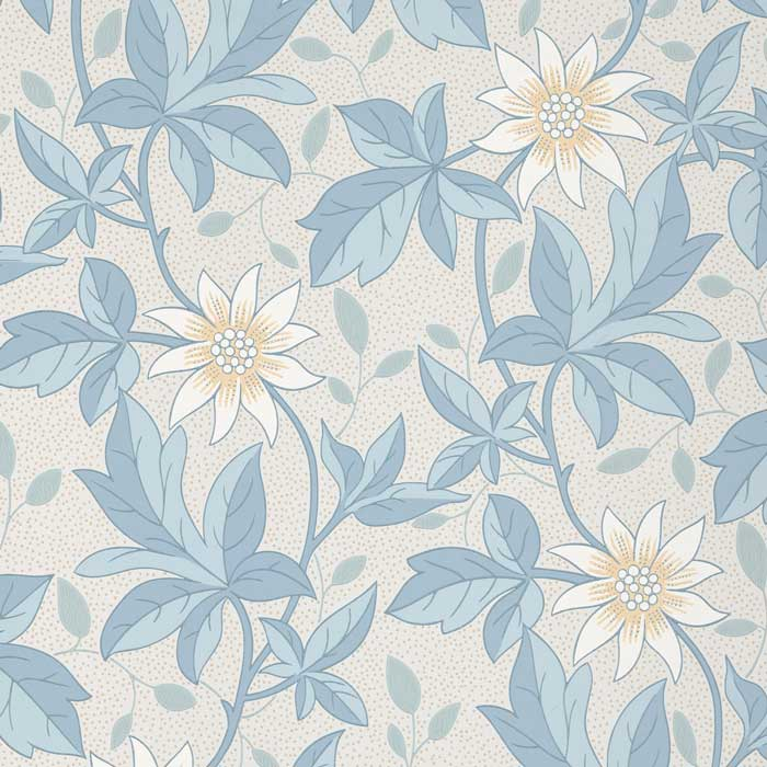 Little Greene Behang Monroe Dawn Flower