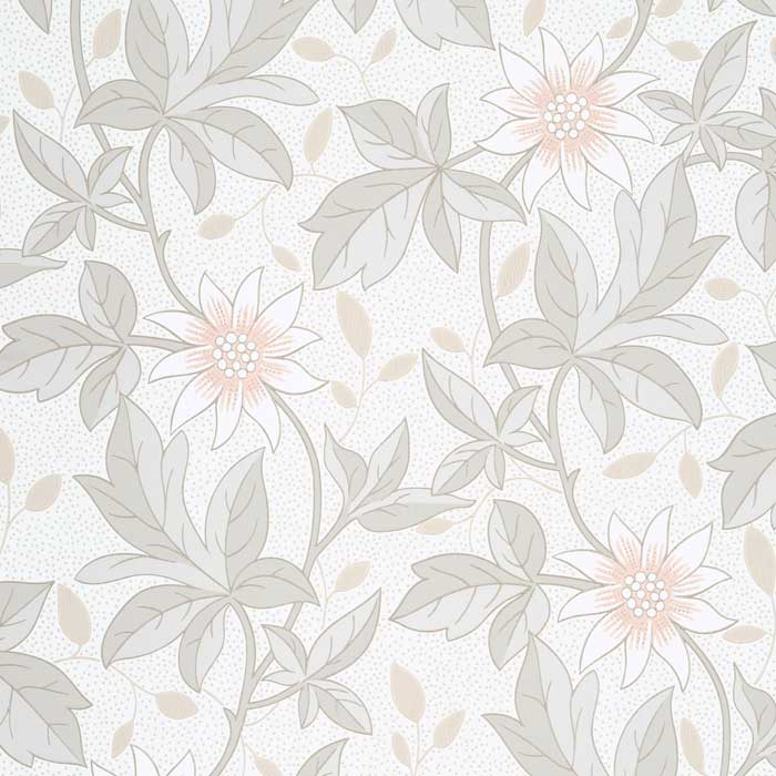 Little Greene Behang Monroe Evening Flower