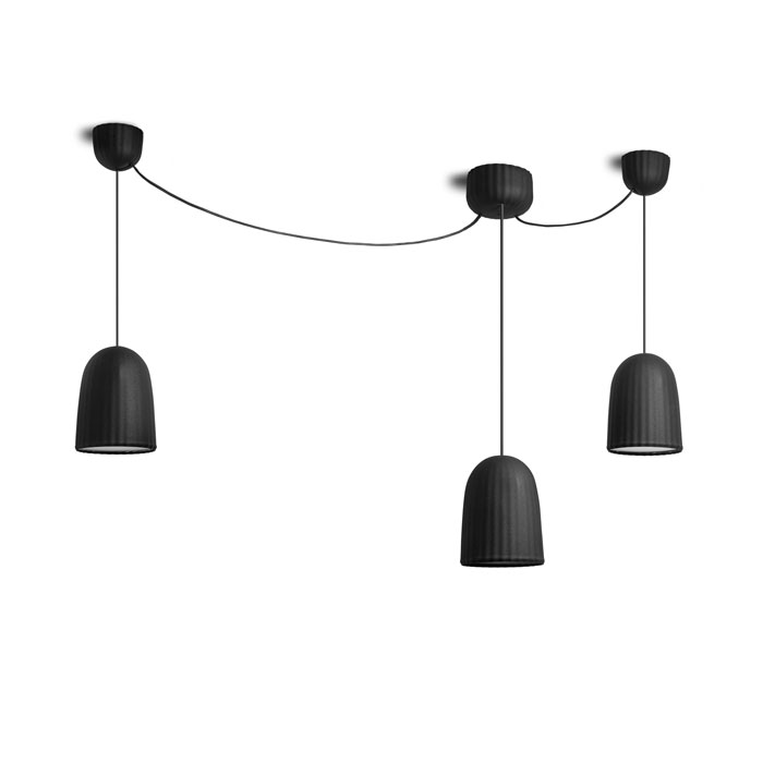 Petite Friture Chains Single 3 Hanglamp