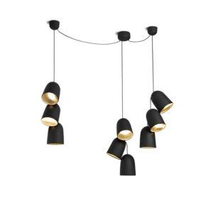 Petite Friture Chains Triple 3 Hanglamp