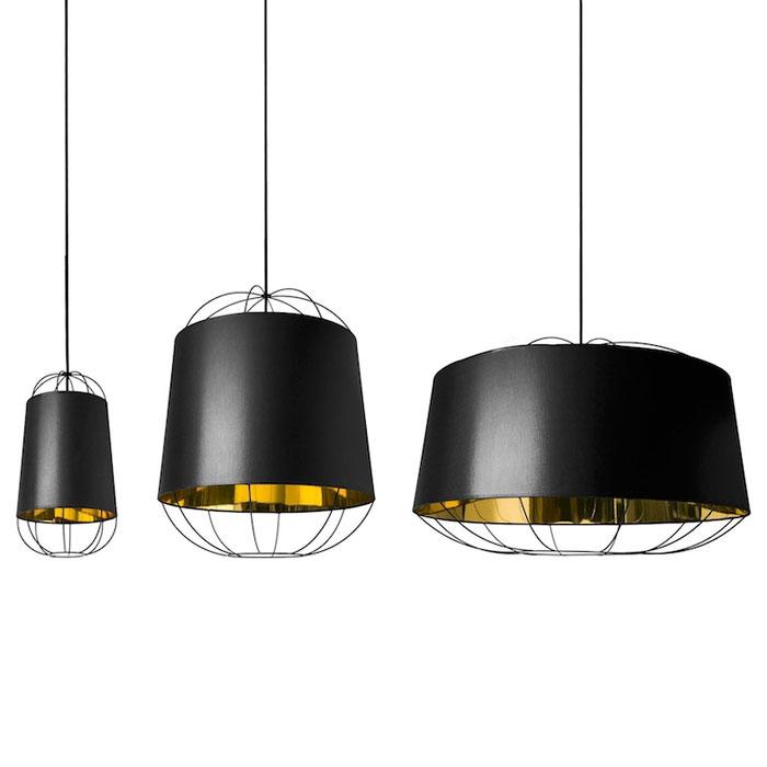 Petite Friture Lanterna Hanglamp
