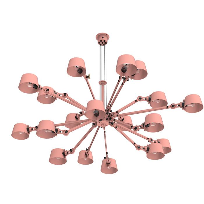 Tonone Bolt chandelier 18 arm