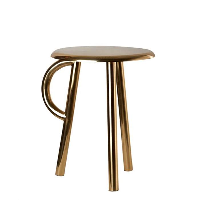 Pols Potten Stool Cow Handle