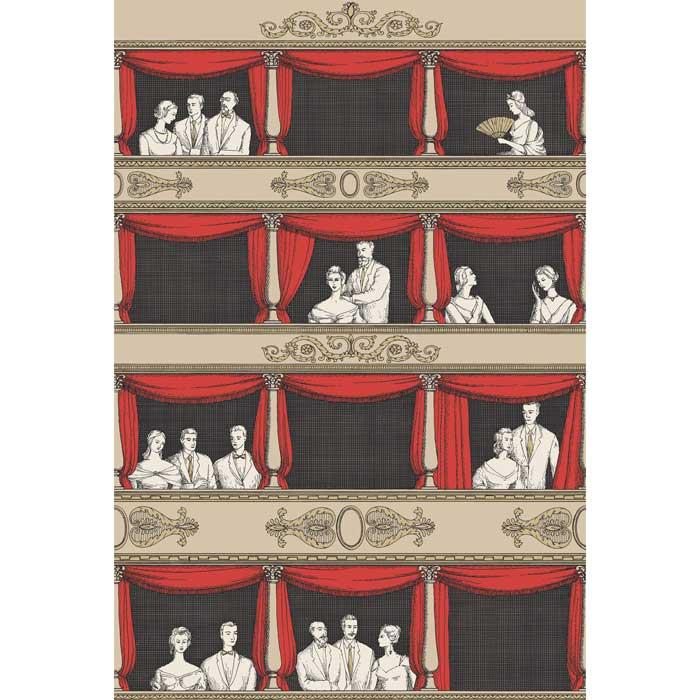 Cole and Son Fornasetti Teatro 114/18037