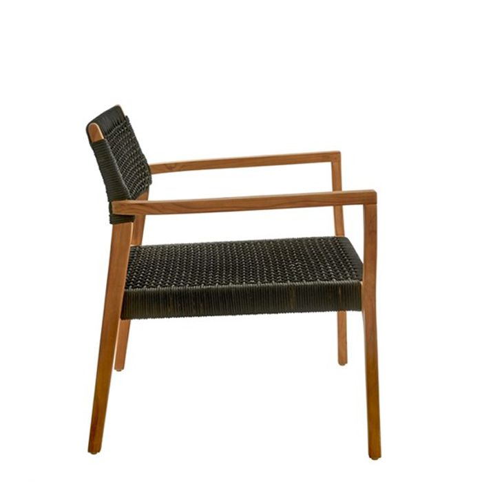 Pols Potten Chair Lounge Rope Outdoor