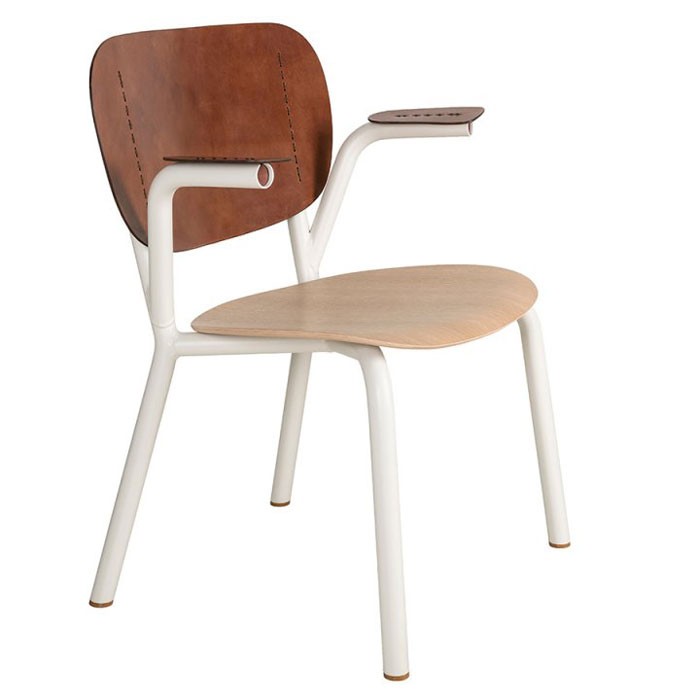 nctionals Emil Rosi Armrest Chair