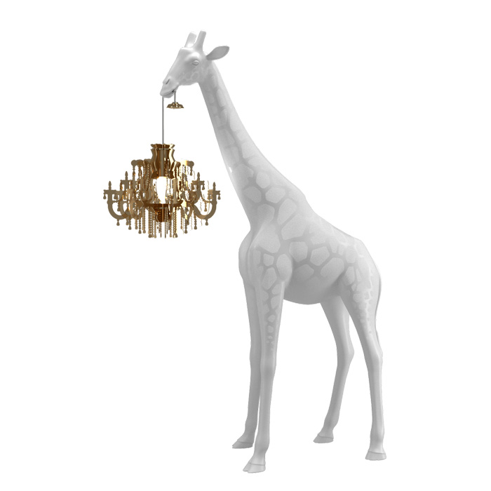 Qeeboo Giraffe in Love XS Lamp
