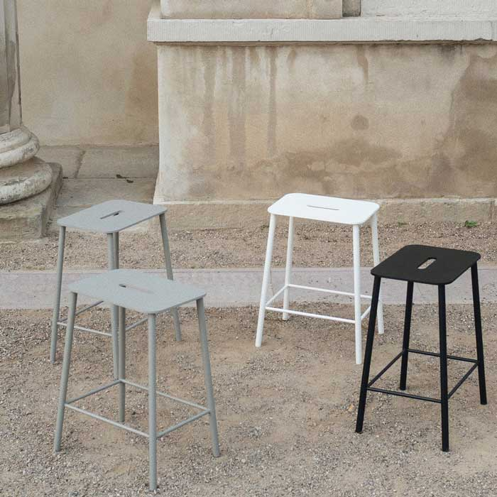 Frama Adam Stool outdoor