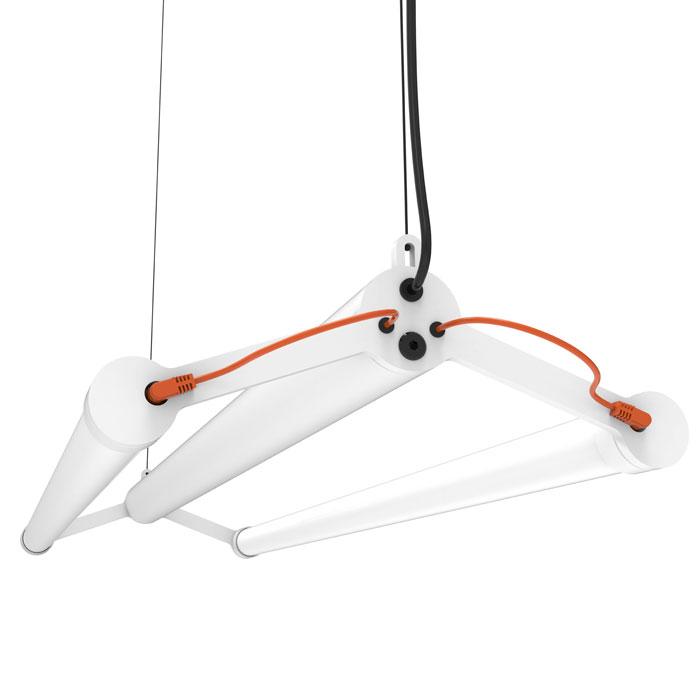 Tonone Mr Tubes LED Hanglamp Double