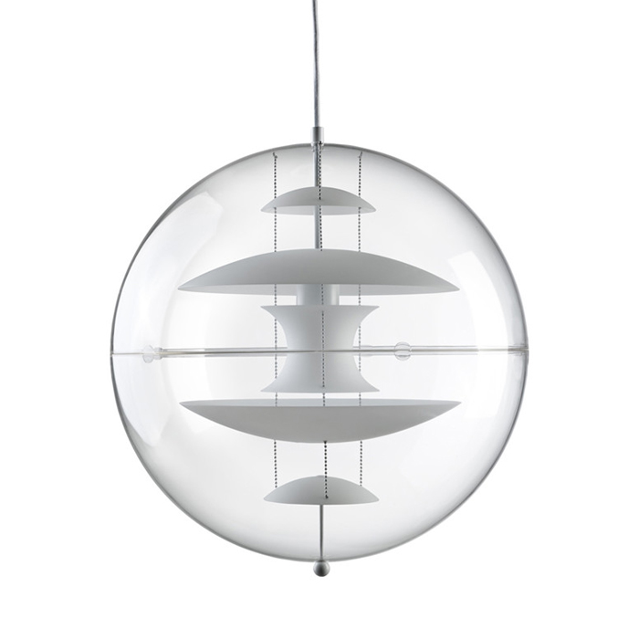 Verpan VP Globe glass Hanglamp