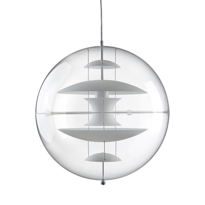 Verpan VP Globe glass Hanglamp