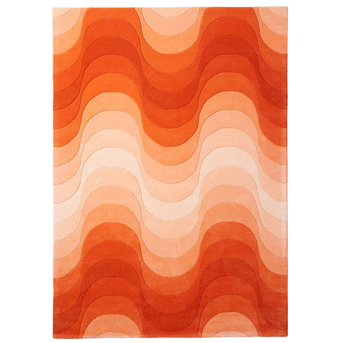 Verpan Wave Rug carpet