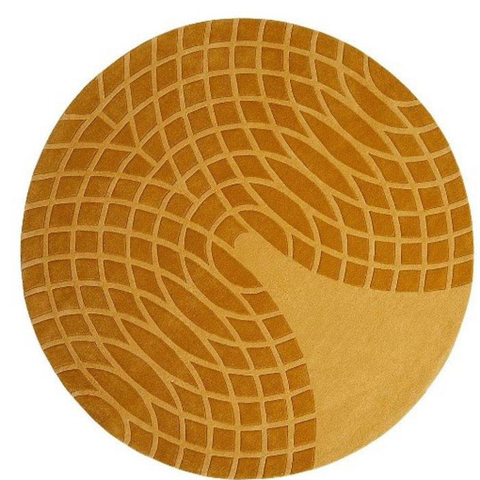 Verpan Grande Carpet geel
