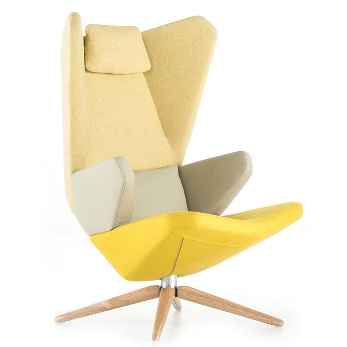 Prostoria Trifidae lounge Chair