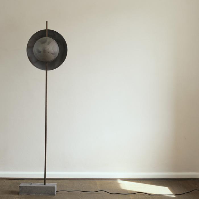 101 Copenhagen Dawn vloerlamp