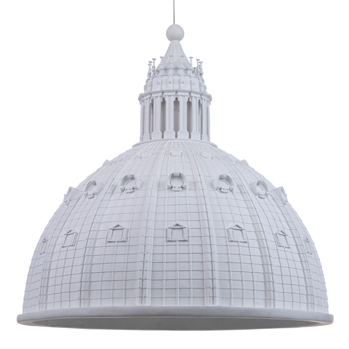 Seletti Cupolone hanglamp White