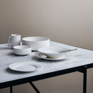 Handvärk Dining Table 185 Marmer