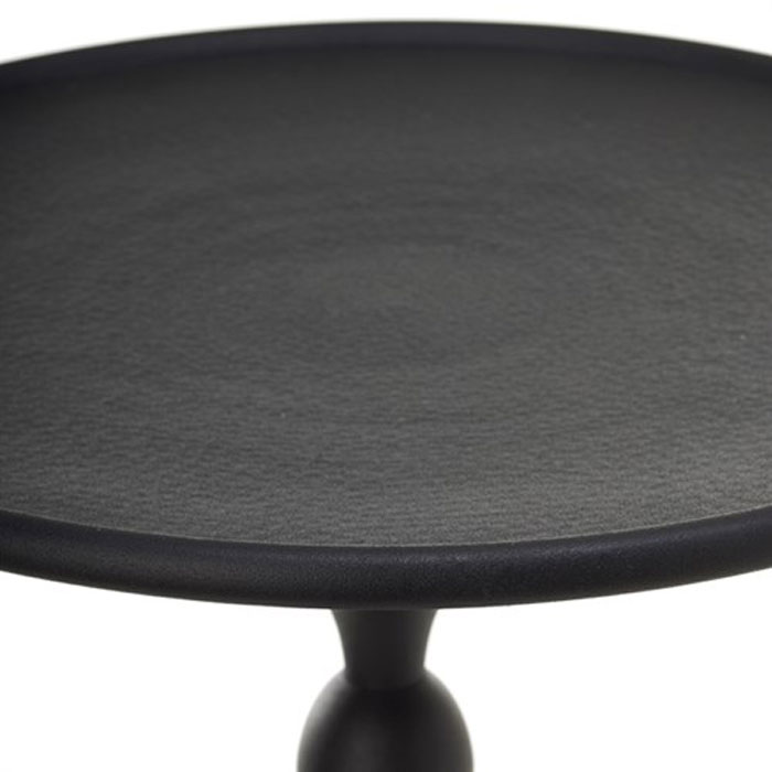 Pols Potten Side table black round