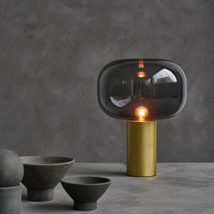101 Copenhagen mushroom floor lamp