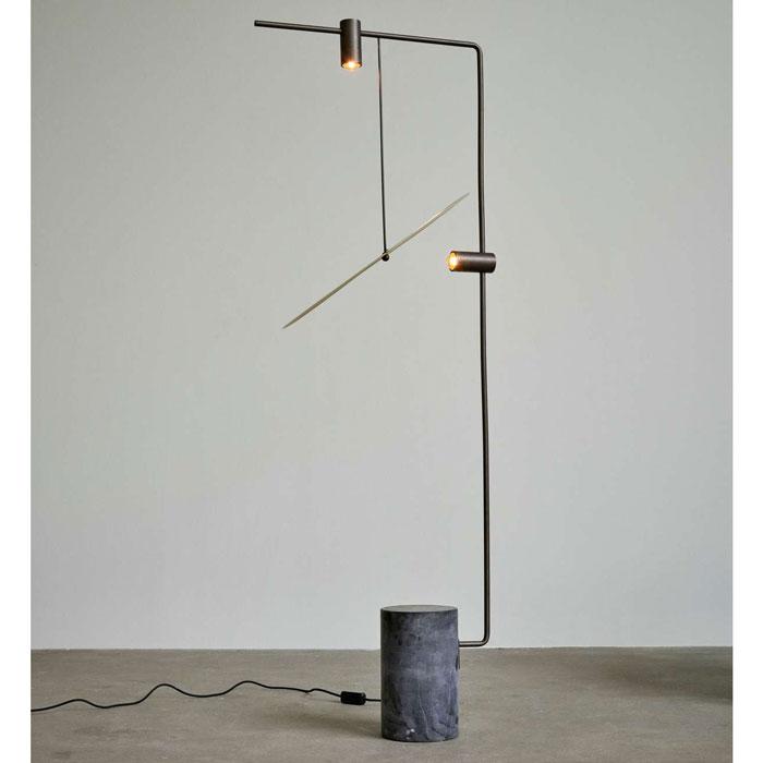 101 Copenhagen The Moon floor lamp - Drent & van Dijk Shop