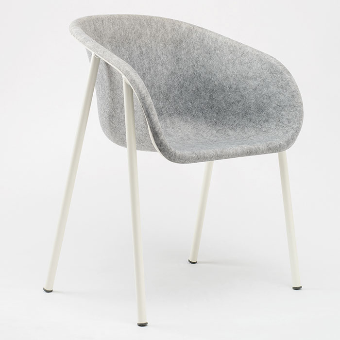 De Vorm LJ1 stoel