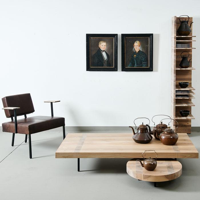 Pilat&Pilat Ludy fauteuil