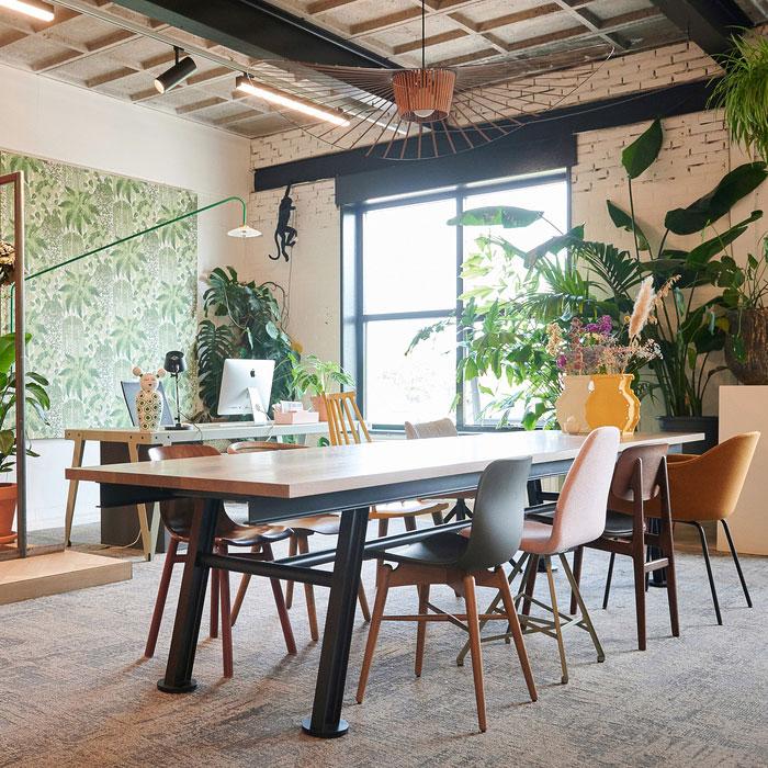 Pilat&Pilat tafel mads showroommodel