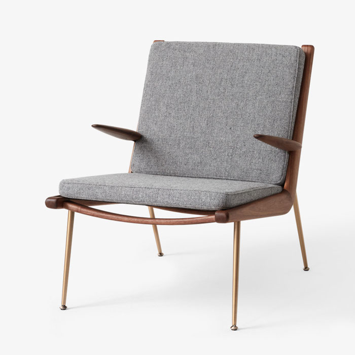 &tradition Boomerang HM2 Fauteuil
