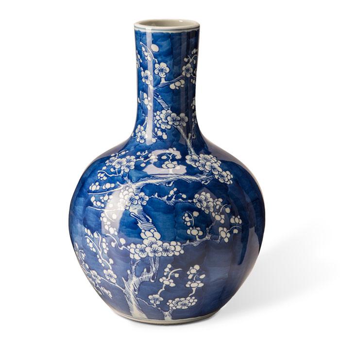 Pols Potten Vase Blossom Blue